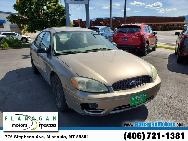 Pre-Owned 2004 Ford Taurus LX 3.0L