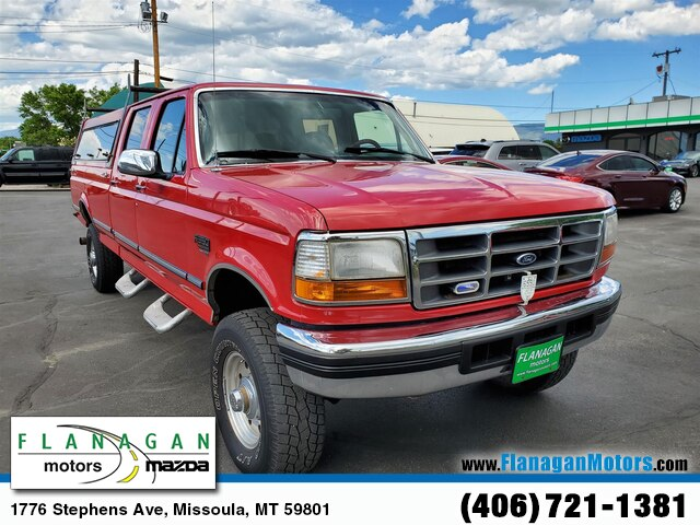 Pre-Owned 1995 Ford F-350 XL