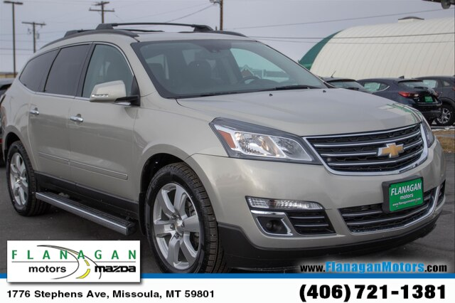 Pre Owned 2016 Chevrolet Traverse Ltz