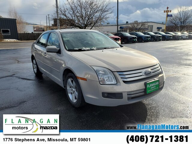 Pre-Owned 2009 Ford Fusion SE V6