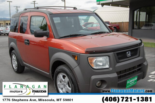 Pre-Owned 2003 Honda Element EX