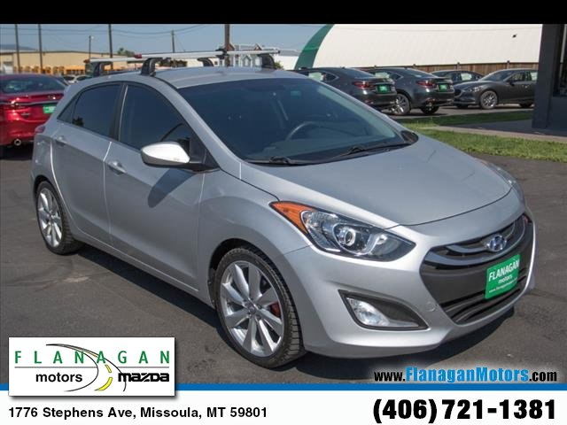 Charming Pre Owned 2014 Hyundai Elantra GT Base