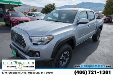 Pre-Owned 2019 Toyota Tacoma TRD Off Road V6