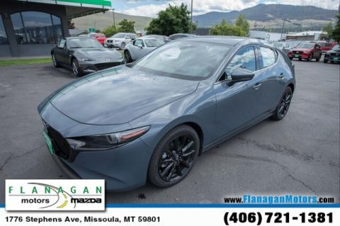 New 2019 Mazda3 w/Premium Package
