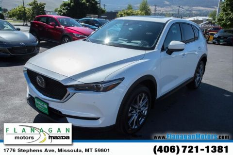 New 2019 Mazda CX-5 Signature w/Diesel