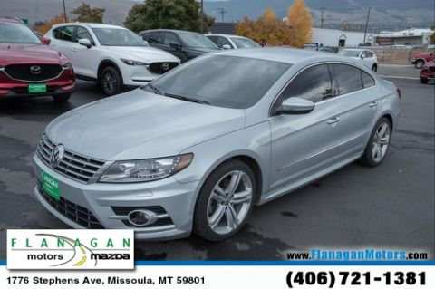Pre-Owned 2013 Volkswagen CC 2.0T